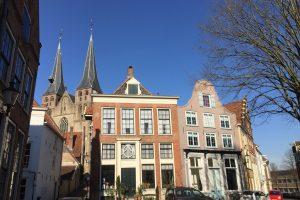 Deventer church