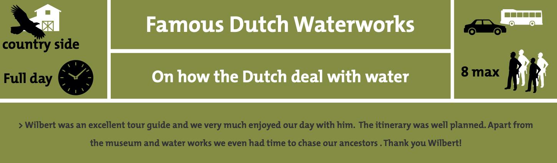 Famous Dutch Waterworks