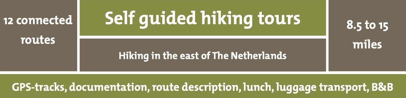 self guided hiking tours