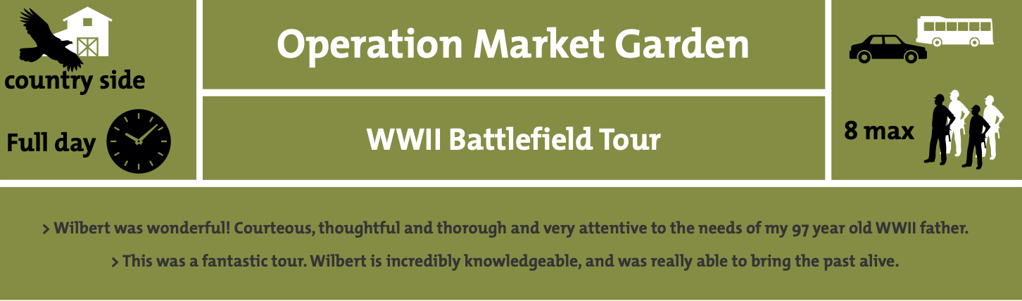 operation market garden tour