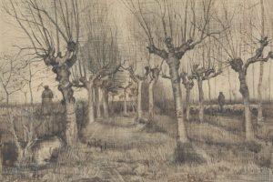 Van Gogh-Birches